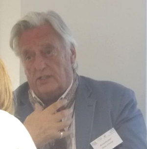 London 16 Nov 2017: Michael Mansfield QC speaking in a tribute to the late Michael Seifert organised by the Haldane Society of Socialist Lawyers